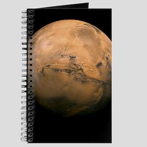 Mars Globe - Valles Mariners by JPL - NASA Journal