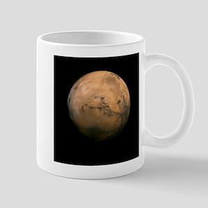 Mars Globe - Valles Mariners by JPL - NASA Mugs