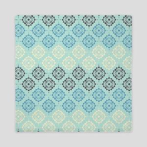 Decorative Pattern Queen Duvet