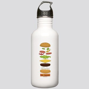 Bob's Burgers Stacked Stainless Water Bottle 1.0L