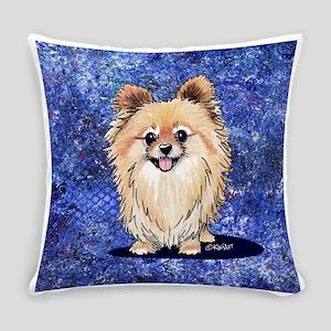 Bella Galaxy Pom Everyday Pillow