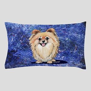 Bella Galaxy Pom Pillow Case