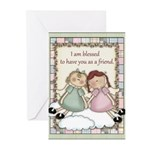 Friendship Angel Greeting Cards (Pk of 10)