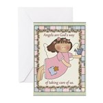 Caring Angel Greeting Cards (Pk of 10)