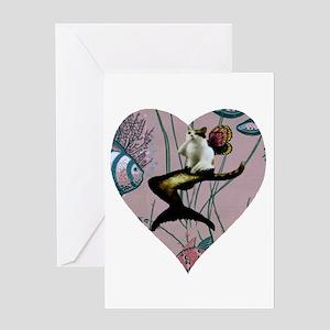 Katania, MerKat Fairy Greeting Cards