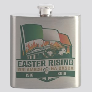 Easter Rising (Gaelic) Flask
