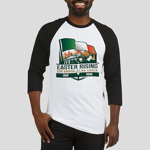 Easter Rising (gaelic) Baseball Jersey