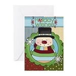 Holiday Wishes Greeting Cards (Pk of 20)