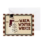 Christmas Wishes Card Greeting Cards