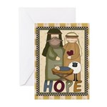 Hope Nativity Greeting Cards (Pk of 10)