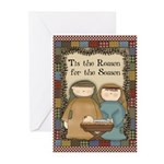 Tis the Reason Greeting Cards (Pk of 10)