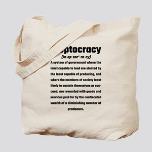 Ineptocracy Tote Bag