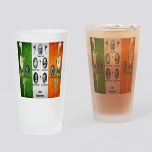 Easter Rising Patriots Drinking Glass