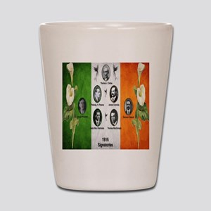 Easter Rising Patriots Shot Glass