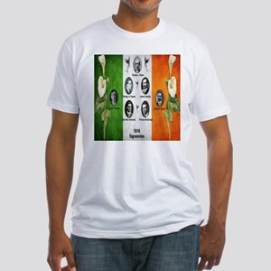 Easter Rising Patriots Fitted T-Shirt