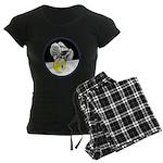 Twisted Billiard Halloween 9 Women's Dark Pajamas
