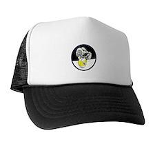 Twisted Billiard Halloween 9 Ball Trucker Hat
