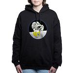 Twisted Billiard Hallowe Women's Hooded Sweatshirt