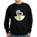 Twisted Billiard Halloween 9 Bal Sweatshirt (dark)