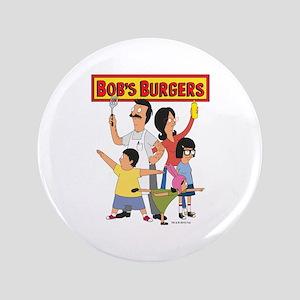 Bob's Burger Hero Family Button