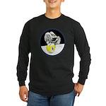 Twisted Billiard Hallowee Long Sleeve Dark T-Shirt