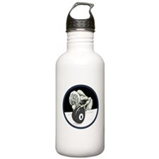 Twisted Billiard Hallo Stainless Water Bottle 1.0L