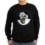 Twisted Billiard Halloween 8 Bal Sweatshirt (dark)