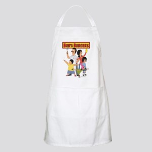 Bob's Burger Hero Family Apron