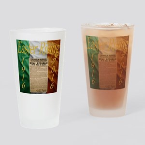 Easter Rising Centenary Drinking Glass