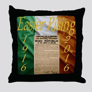 Easter Rising Centenary Throw Pillow