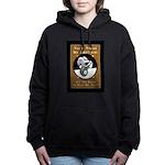 Jekyll Hyde 8 Ball Billi Women's Hooded Sweatshirt