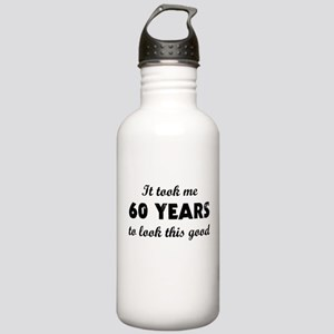 It Took Me 60 Years To Stainless Water Bottle 1.0L