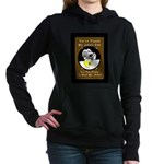 Jekyll Hyde 9 Ball Billi Women's Hooded Sweatshirt