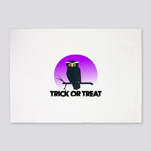 Trick Or Treat 5'x7'Area Rug