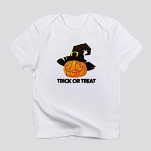 Trick Or Treat Infant T-Shirt