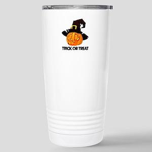 Trick Or Treat Stainless Steel Travel Mug