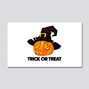Trick Or Treat Car Magnet 20 x 12