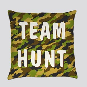 TEAM HUNT Everyday Pillow