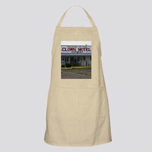 Welcome To The Clown Motel Apron