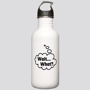Wait What Stainless Water Bottle 1.0L