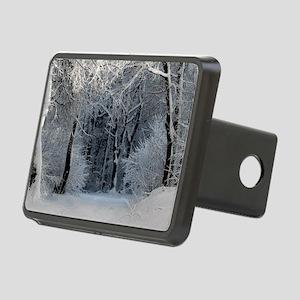 Winter Rectangular Hitch Cover