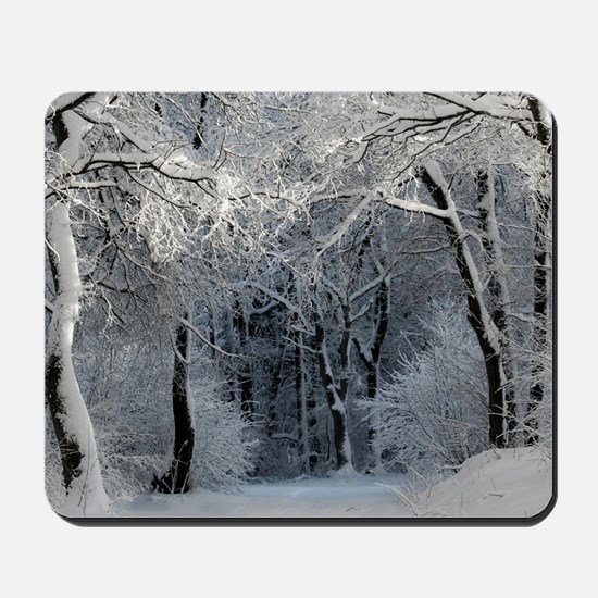 Winter Mousepad