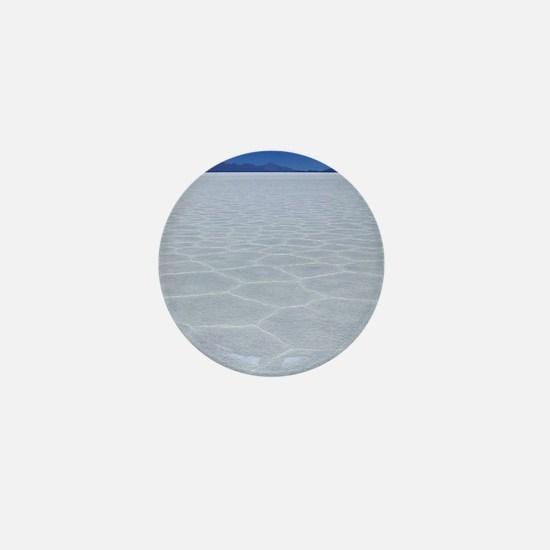 SALT FLATS Mini Button