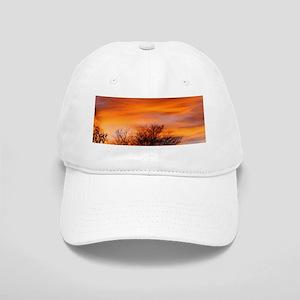 ORANGE SUNSET Cap