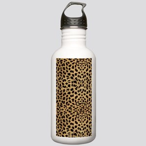 Leopard Animal Print Stainless Water Bottle 1.0L