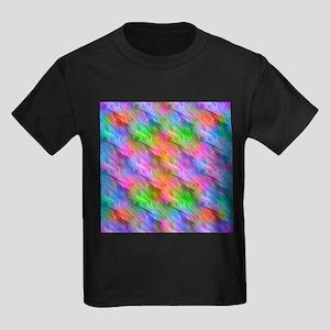 Colorful Wavy Pattern T-Shirt