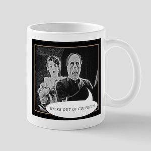 Phantom is Out of Coffee! Mugs