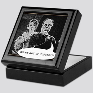 Phantom is Out of Coffee! Keepsake Box