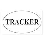 Tracker Sticker