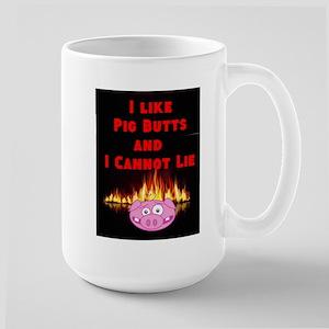 I Like Pig Butts and I Cannot Lie Mugs